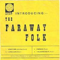 Faraway Folk - Introducing. CD (album) cover