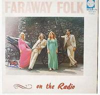 Faraway Folk - On The Radio CD (album) cover