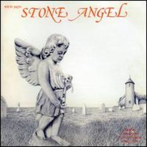 Stone Angel - Stone Angel CD (album) cover