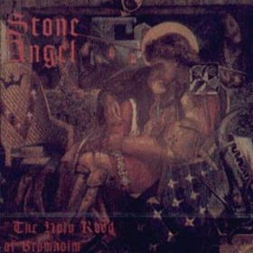 Stone Angel - The Holy Rood Of Bromholm CD (album) cover