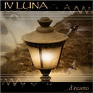 Iv Luna - D'incanto CD (album) cover