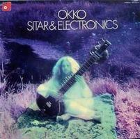 Okko Bekker - Sitar & Electronics CD (album) cover