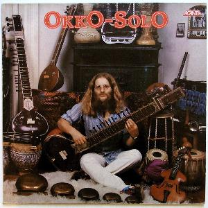 Okko Bekker - Solo CD (album) cover