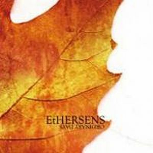Ethersens - Ordinary Days CD (album) cover