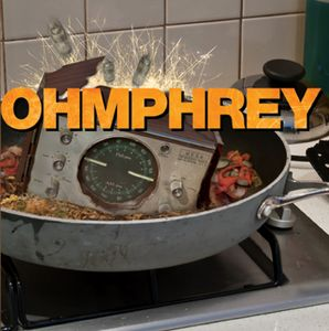 Ohmphrey - Ohmphrey CD (album) cover