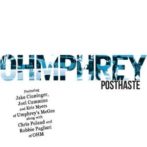 Ohmphrey - Posthaste CD (album) cover