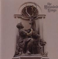 The Wounded Kings - Embrace Of The Narrow House CD (album) cover