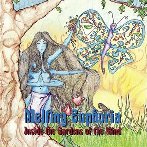 Melting Euphoria - Inside The Gardens Of The Mind CD (album) cover