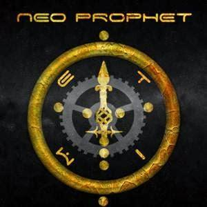 Neo-prophet T.i.m.e. CD album cover
