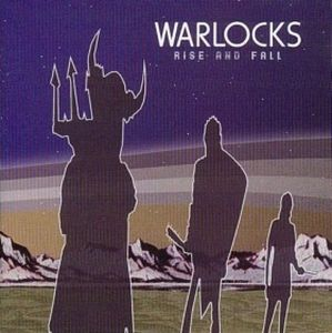 The Warlocks - Rise And Fall CD (album) cover