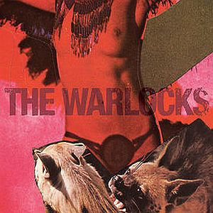 The Warlocks - Heavy Deavy Skull Lover CD (album) cover