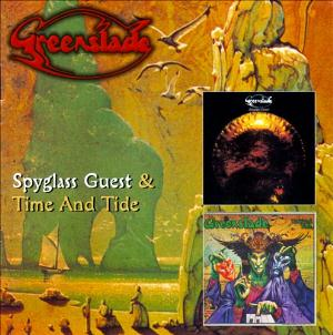 Greenslade - Spyglass Guest & Time And Tide CD (album) cover
