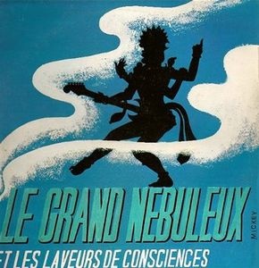 Le Grand Nebuleux - Les Pirates Du Cortex CD (album) cover