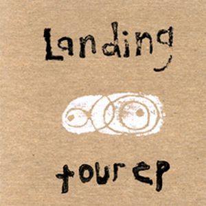 Landing - Tour Ep CD (album) cover