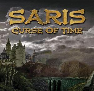 Saris - Curse Of Time CD (album) cover