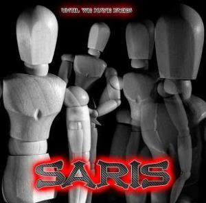 Saris - Until We Have Faces CD (album) cover