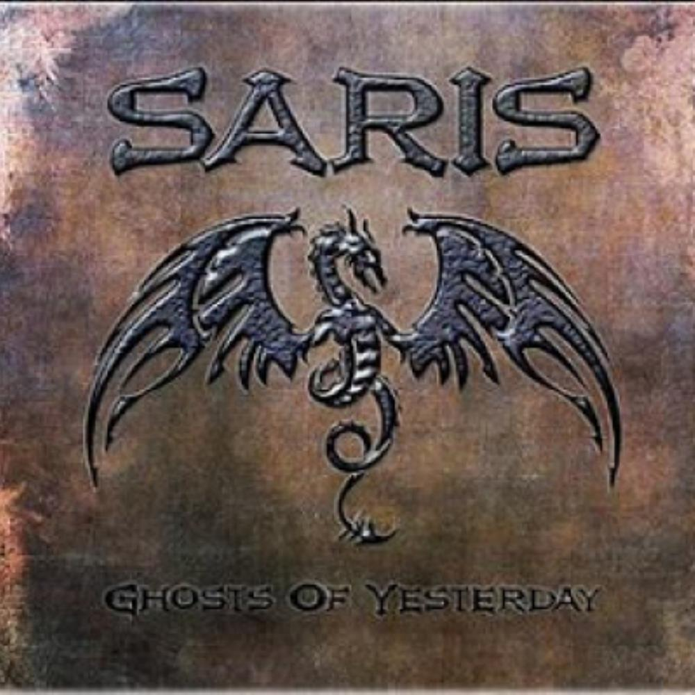 Saris - Ghosts Of Yesterday CD (album) cover