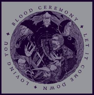 BLOOD CEREMONY - Let It Come Down CD album cover
