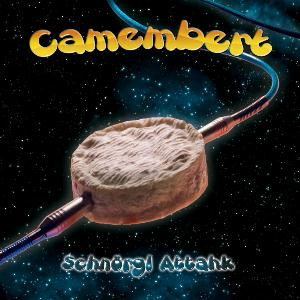 Camembert - Schnörgl Attahk CD (album) cover