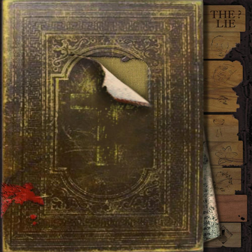 Seven Steps To The Green Door - The ? Lie CD (album) cover