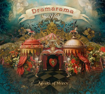 AGENTS OF MERCY - Dramarama CD album cover