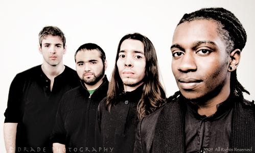 ANIMALS AS LEADERS image groupe band picture