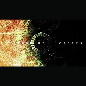 Animals As Leaders - Animals As Leaders CD (album) cover