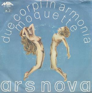 Ars Nova (ita) - Due Corpi In Armonia CD (album) cover