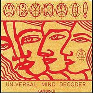 Abunai! - Universal Mind Decoder CD (album) cover