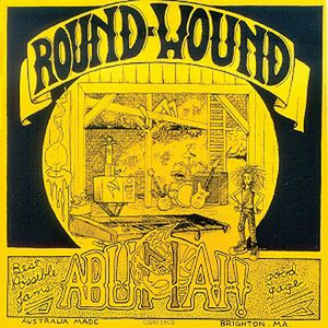 Abunai! - Round-wound CD (album) cover