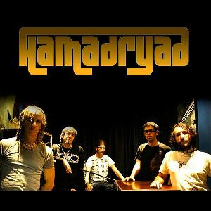Hamadryad - Pray To My God CD (album) cover