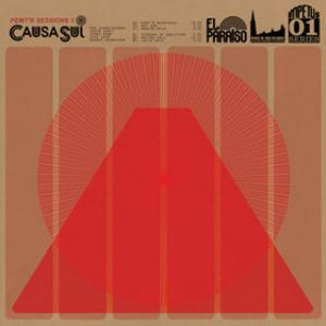 Causa Sui - Pewt'r Sessions 1 CD (album) cover