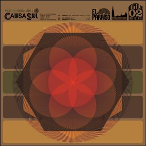Causa Sui - Pewt'r Sessions 2 CD (album) cover