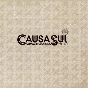 Causa Sui - Summer Sessions Vol 1-3 CD (album) cover