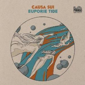 Causa Sui - Euporie Tide CD (album) cover