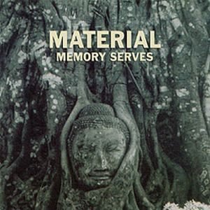 MATERIAL - Memory Serves CD album cover