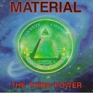 Material - The Third Power CD (album) cover