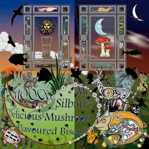 Mooch - Mrs Silbury's Delicious Mushroom Flavoured Biscuits CD (album) cover