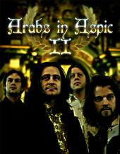 ARABS IN ASPIC 2 image groupe band picture