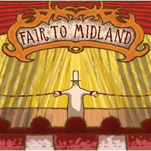 Fair To Midland - The Drawn And Quartered Ep CD (album) cover