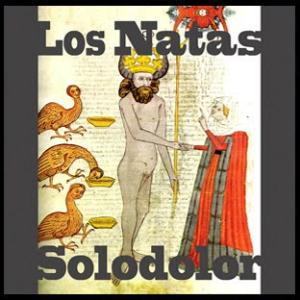 Los Natas - Solodolor CD (album) cover