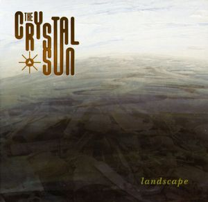 The Crystal Sun - Landscape CD (album) cover