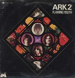 Flaming Youth - Ark 2 CD (album) cover