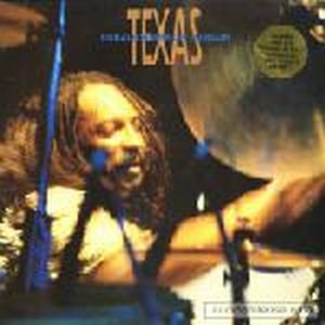 Ronald Shannon Jackson - Texas CD (album) cover
