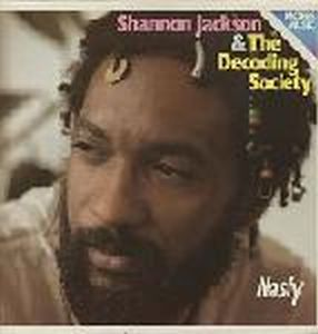 Ronald Shannon Jackson - Nasty ( With The Decoding Society) CD (album) cover