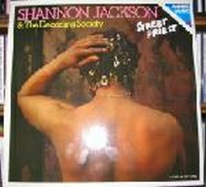Ronald Shannon Jackson - Street Priest ( With The Decoding Society) CD (album) cover