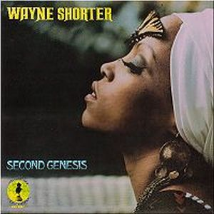 Wayne Shorter - Second Genesis CD (album) cover
