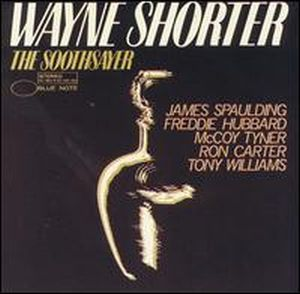 Wayne Shorter - The Soothsayer CD (album) cover