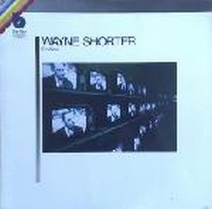 Wayne Shorter - Etcetera CD (album) cover