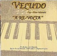 Veludo - A Re-volta CD (album) cover